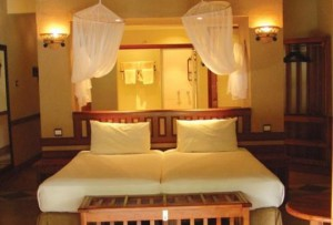 Chobe Safari Lodge Rooms