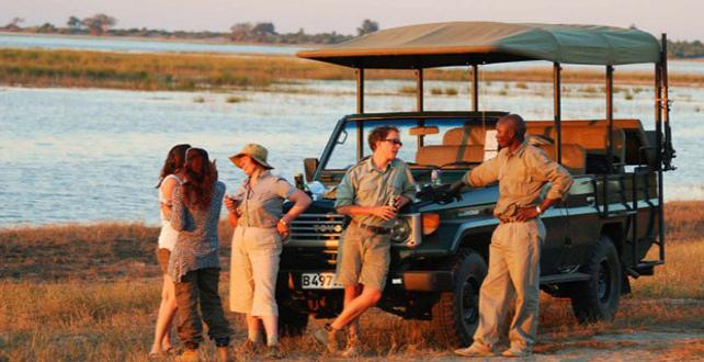 Safari Special: Special Offer - 10 Days Grand Safari of Botswana!..