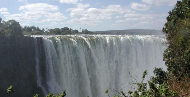 Safari Trip Ideas: ZIMBABWE & ZAMBIA: Highlights of both countries (11 days)!..