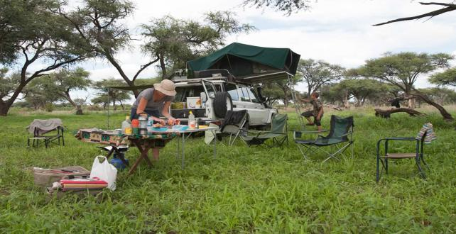 Safari Trip Ideas: BOTSWANA: Selfdrive & Fly-In Combi-Safari for 17 days!..
