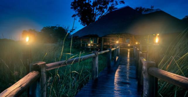 Safari Special: Kwando Safaris Low Season Special 15 Nov - 31 Mar 2015..