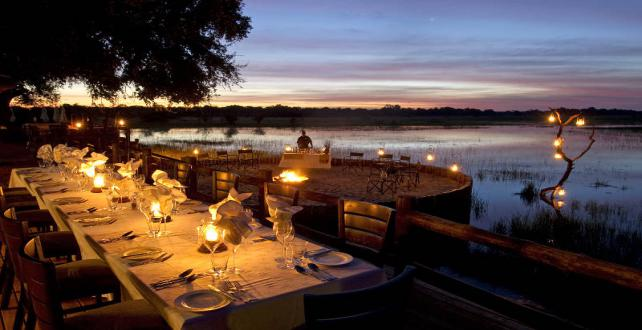 Safari Special: Luxury Sanctuary Camps: Explore the highlights of Botswana (6 Nights)..