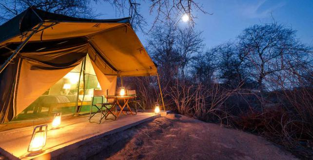 Safari Special: 5 Day Budget Okavango Delta Safari - Bush & Island Camp..