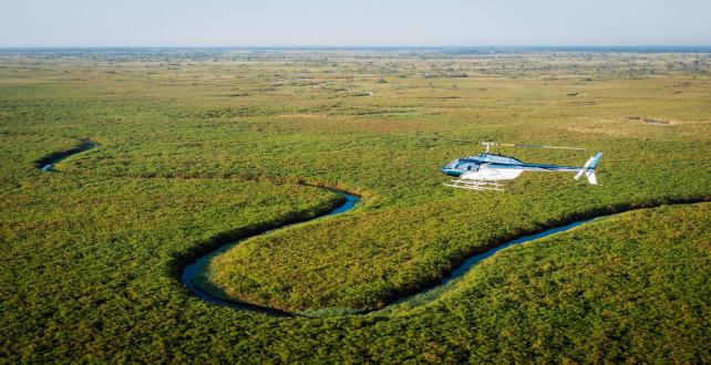 Safari Special: 3 nights fly-in Safari Okavango Delta on the private Khwai Concession ..
