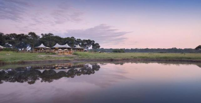Safari Trip Ideas: 6 Day Victoria Falls & Hwange Nationalpark in Style..