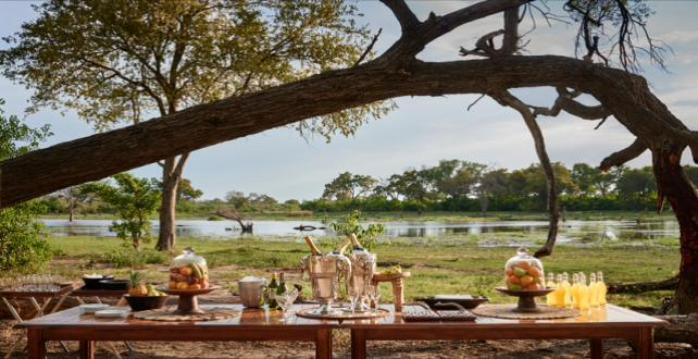Safari Special: 7 Day Luxury Botswana Safari Special..