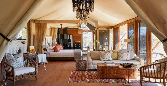 Safari Trip Ideas: 9 Day 5 Star Fly–in Safari Okavango Delta and Victoria Falls..