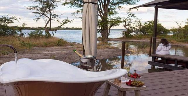 Safari Special: 7 Day Okavango Delta & Zambezi National Park with Victoria Falls..