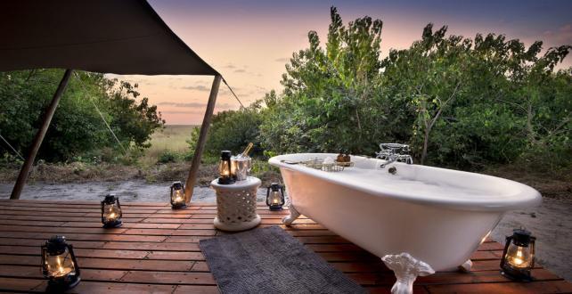 Safari Special: 4 Day Botswana Secret Season Safari Special - Linyanti..
