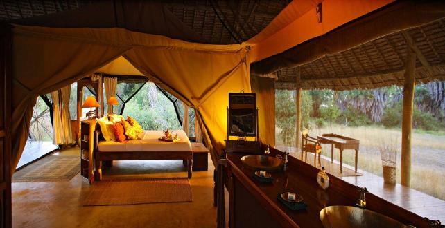 Safari Special: 11 Day Ruaha, Selous and Fanjove Private Island Safari..