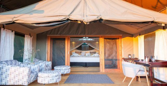 Safari Trip Ideas: 6 Day Okavango Delta Experience (Fly-in Safari)..
